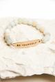 Be Yourself Amazonite Bracelet - Earthbound Trading Co.